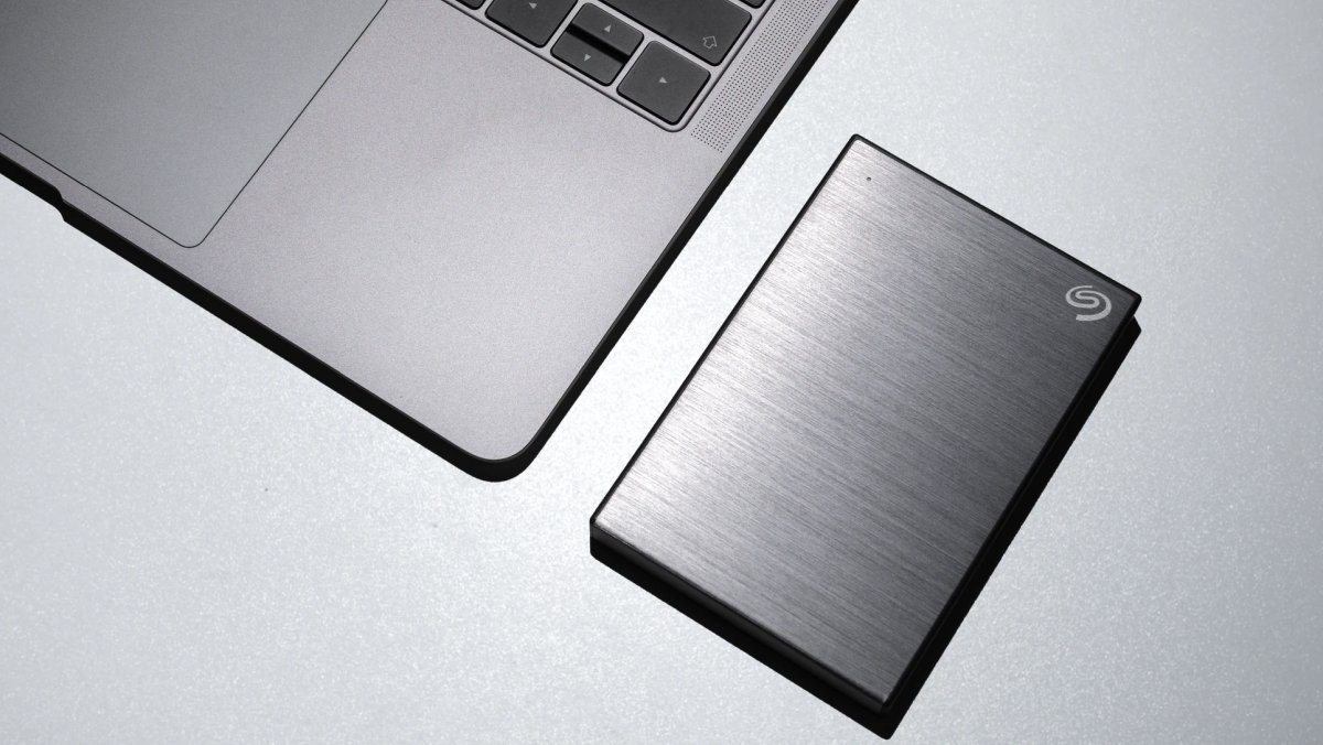External hard disk for music projects and samples